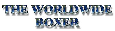 The World Wide Boxer Logo