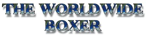 The Worldwide Boxer Logo